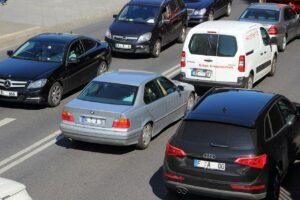 traffic, autos, jam